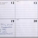 タスクをカレンダーに表示するメリット
