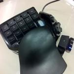 作業の効率化を突き詰めたら机からマウスが無くなった