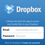 DropBoxを使って簡単なフォトギャラリーを作る