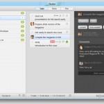 Nozbeのクライアントアプリがバージョンアップ。3カラムに対応して期待大