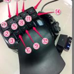 TaskChute2を左手だけで操作する方法、レアな事例